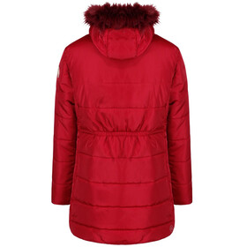 Regatta Cherryhill Jacket Girls Rumba Red